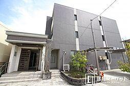 愛知県みよし市三好町原前の賃貸マンションの外観