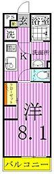 リブリ・サウンド東京[2階]の間取り