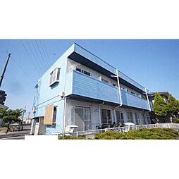 三重県鈴鹿市西条7丁目の賃貸アパートの外観