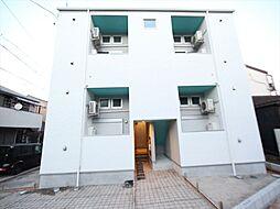 愛知県名古屋市南区呼続元町の賃貸アパートの外観