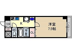 STOビル[4階]の間取り