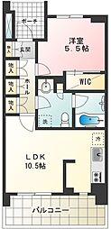 プライムメゾン武蔵野の杜[2階]の間取り