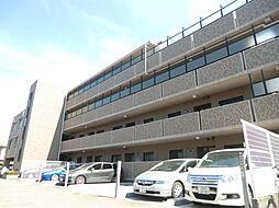 大阪府茨木市上泉町の賃貸マンションの外観