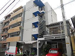 愛媛県松山市味酒町3丁目の賃貸マンションの外観