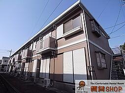 ファミーユ津田沼C棟[202号室]の外観