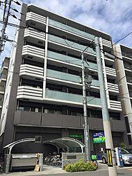 京橋イーストガーデン[302号室]の外観