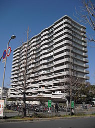大阪府大阪市此花区高見1丁目の賃貸マンションの外観