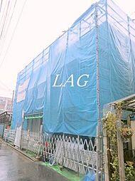 東京都墨田区立花6丁目の賃貸アパートの外観