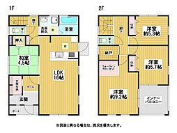 中吉田六丁目新築戸建3号棟