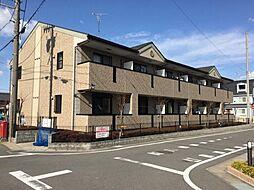愛知県清須市春日夢の森の賃貸アパートの外観