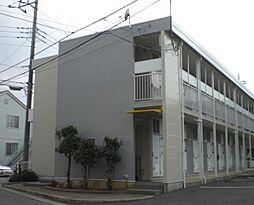 千葉県八千代市ゆりのき台2丁目の賃貸アパートの外観