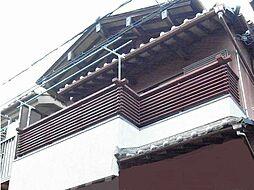 [一戸建] 大阪府大阪市生野区桃谷5丁目 の賃貸【/】の外観