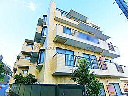 神奈川県藤沢市白旗1丁目の賃貸マンションの外観