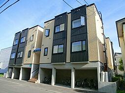 オリーブガーデン[2階]の外観