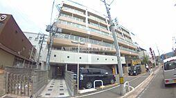 大阪府東大阪市西堤学園町1の賃貸マンションの外観