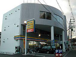 帝塚山センチュリーアネックスビル[3階]の外観
