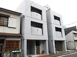 第1シャトー川村[3階]の外観
