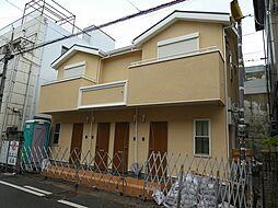 メゾン・ソレイユ長栄寺[201号室号室]の外観