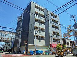 ビロウズコマガワパート1[5階]の外観