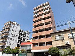 愛媛県松山市泉町の賃貸マンションの外観