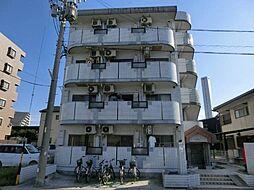 愛知県稲沢市駅前4丁目の賃貸マンションの外観