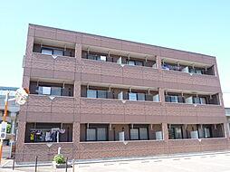 岡山県倉敷市北畝3丁目の賃貸マンションの外観