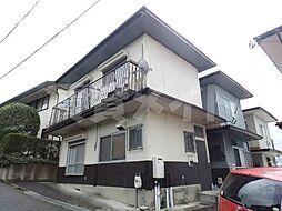 島藤アパート[2階]の外観