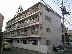京都府京都市北区紫野東舟岡町の賃貸マンションの外観