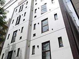 北海道札幌市中央区南三条東4丁目の賃貸マンションの外観