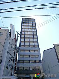 エンクレスト渡辺通II[14階]の外観