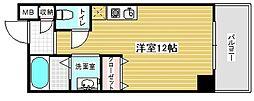 第2山田マンション[2階]の間取り
