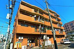 キャッスルトモミ[4階]の外観
