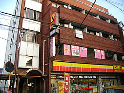 大阪府門真市常称寺町の賃貸マンションの外観