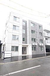 北海道札幌市中央区南七条西25丁目の賃貸マンションの外観