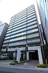 大阪府大阪市北区堂島2丁目の賃貸マンションの外観