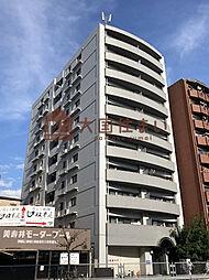 大阪府大阪市西成区花園北1丁目の賃貸マンションの外観