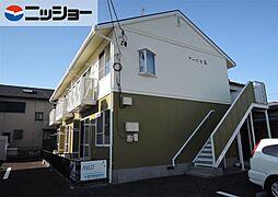 アーパスK[1階]の外観