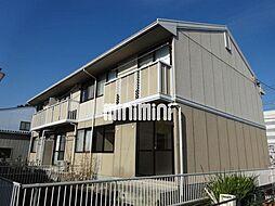 パークハウス佐藤[2階]の外観