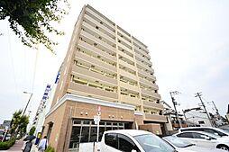 クローバー・グランデ昭和町[10階]の外観