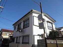 東京都西東京市泉町1丁目の賃貸アパートの外観