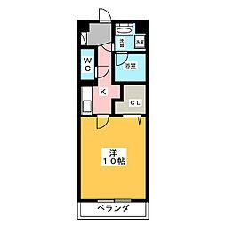 ライフステージ365 5号館[4階]の間取り