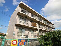 福岡県遠賀郡水巻町下二東1丁目の賃貸マンションの外観