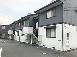 アンソレイユ尾崎A[1階]の外観