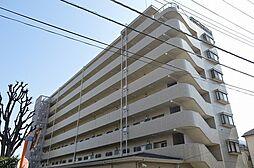 東京都昭島市武蔵野2丁目の賃貸マンションの外観
