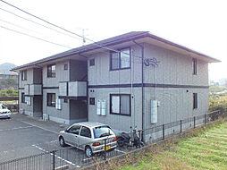 ファミーユ石田 B棟[2階]の外観