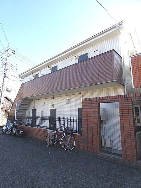 メゾンプレIII 2階の賃貸【東京都 / 府中市】