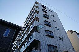 湊川マンション[3階]の外観