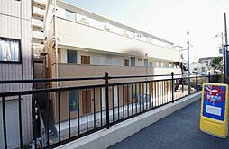 シャンテー宮之阪[3階]の外観