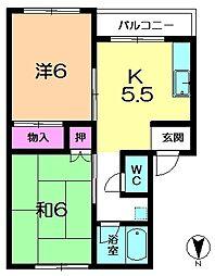 木津駅 4.2万円