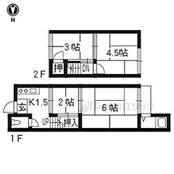 岩倉駅 4.0万円